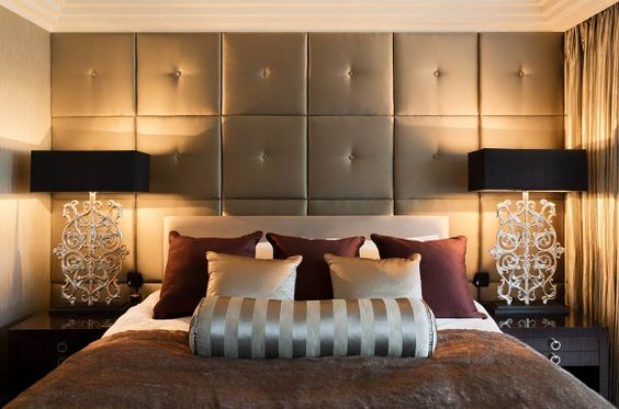upholstered wall architects tip